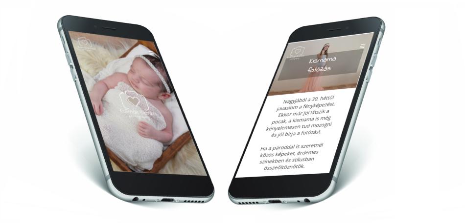 Honlap & Webáruház, Grafikai tervezés